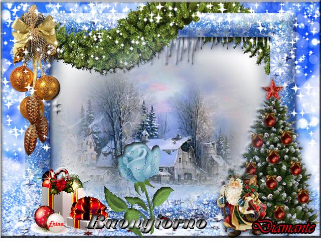 23 dicembre 2014 diamante for Biglietti di buongiorno